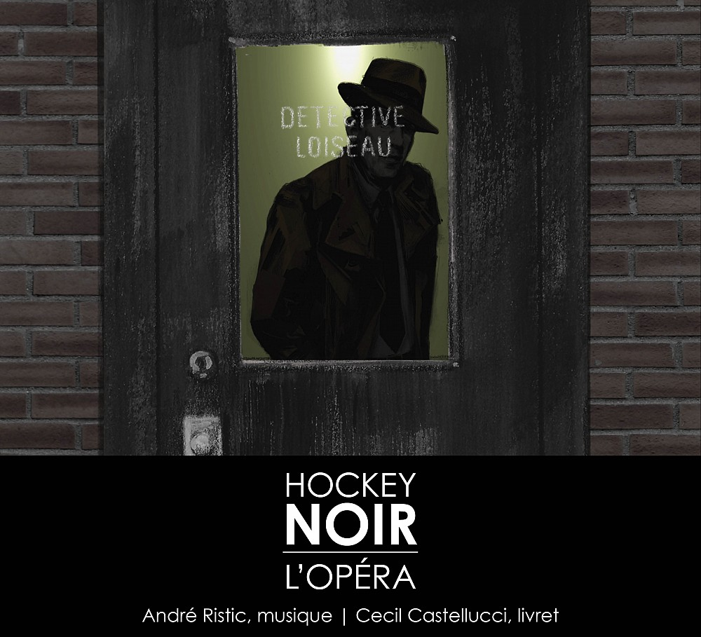 Hockey Noir, the Opera: Tour